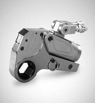YK4-C型中空液压扳手(钛色)