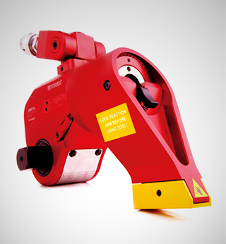 YK4-A驱动式液压扳手(红色)