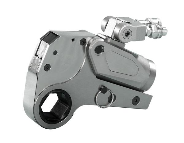 YK4-C4型中空液压扳手满足M33螺栓需求