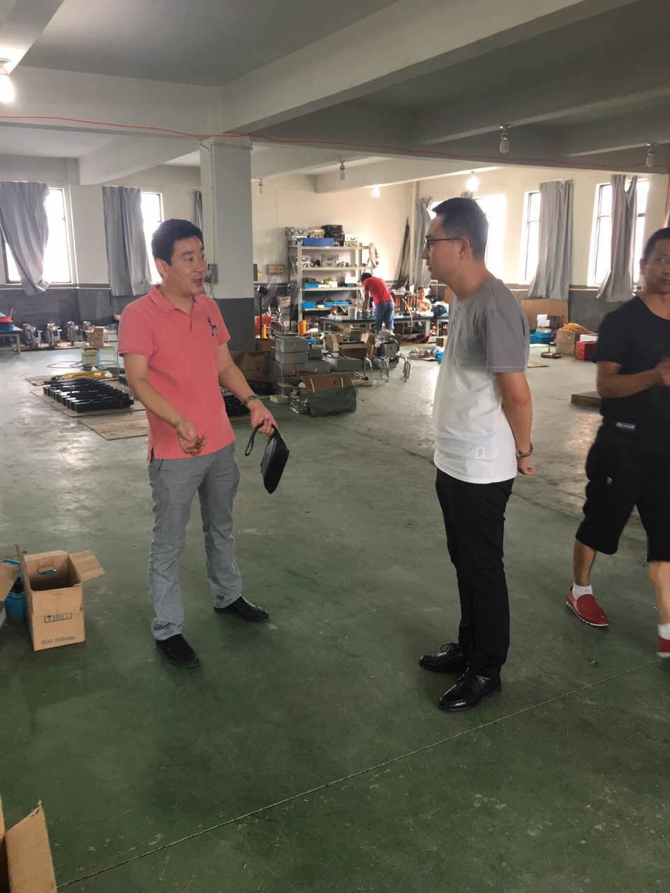 河南新乡某过滤净化公司采购赢咖4扭矩扳手